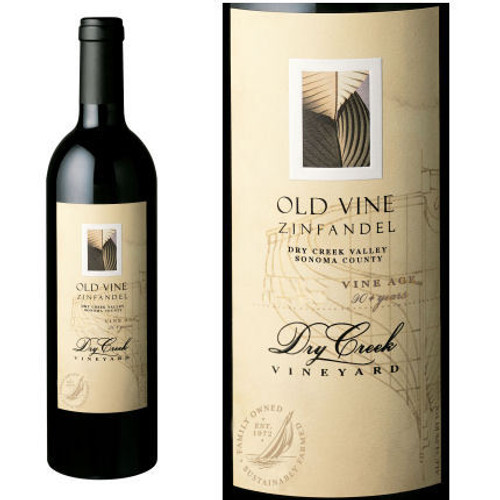 Dry Creek Vineyard Old Vine Zinfandel 2011