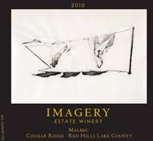 Imagery Cougar Ridge Malbec 2010