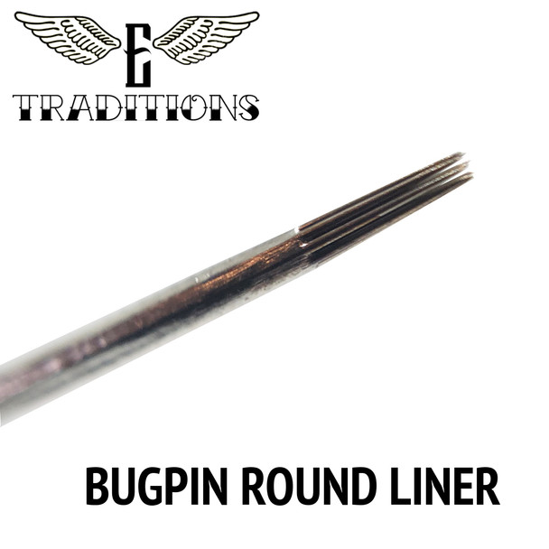 Electrum Traditions Needle - Bugpin Round Liners