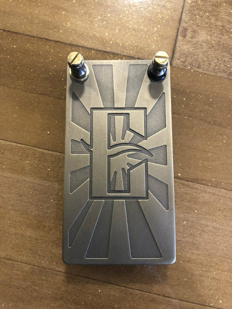 Electrum Brass Footswitch