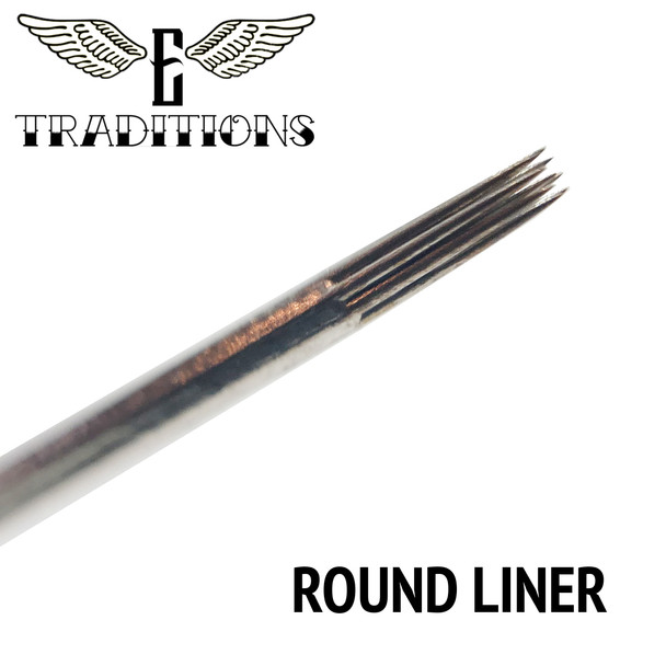 Electrum Traditions Needle - Round Liners Regular Tight