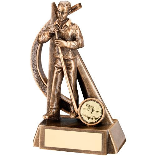 MALE SNOOKER AND POOL PLAYER AWARD