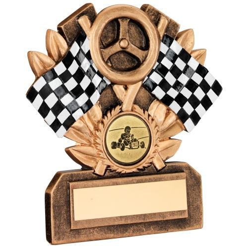 CHECKERED FLAG MOTORSPORT AWARD