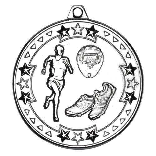 Running Athletics Medal
