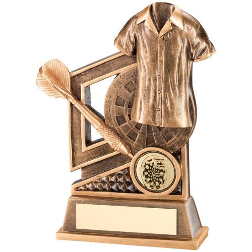 Gold Shirt and Dart Award