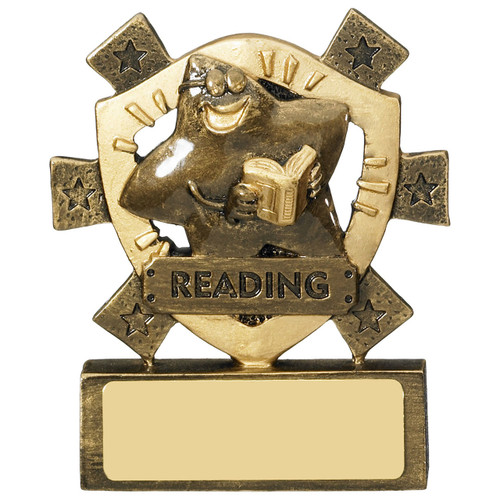 Star Shield Reading Academic Budget School Award RM617