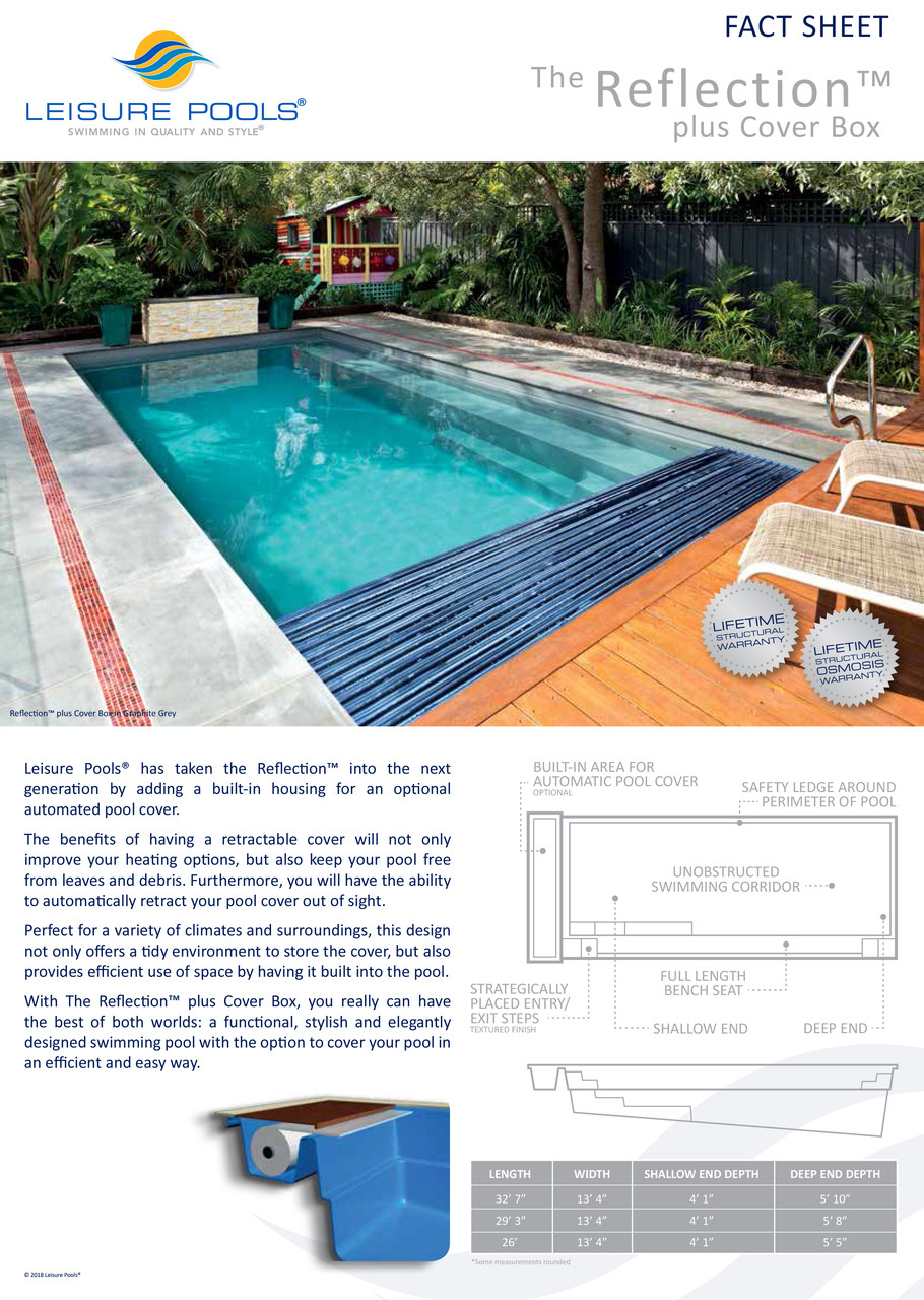 The Reflection Including Cover Box - THE OUTDOOR KITCHEN DESIGN STORE