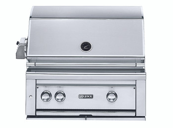 "Lynx 30"" Built-In Grill - All ProSear IR w/Rotisserie"