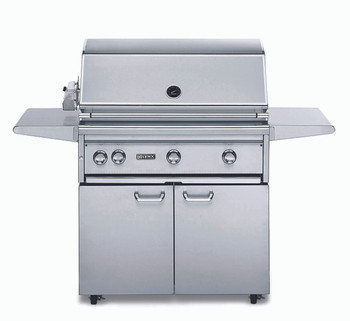 """Lynx 36"""" Freestanding Grill -All PS w/ Rotisserie"""