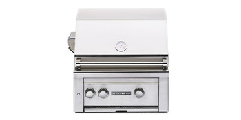 L400 Built in Grill - 2 SS Tube Burners with Rotisserie