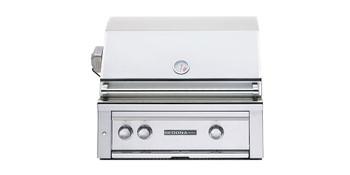 Sedona L500 Grill with Rotisserie, 1 ProSear1 Burner, 1 SS Tube Burner