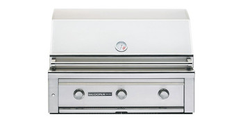 Sedona L600 Built In Grill with 1 ProSear1 Burner, 2 SS Tube Burner