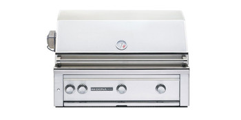 Sedona L600 Built In Grill with Rotisserie, 1 ProSear1 Burner, 2 SS Tube Burner