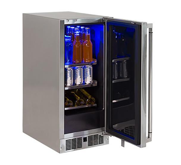 """Lynx 15"""" Refrigerator, Right Hinge"""