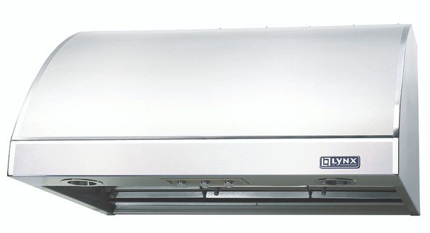 """Lynx 60"""" Outdoor Vent Hood (Blower sold seperately)"""