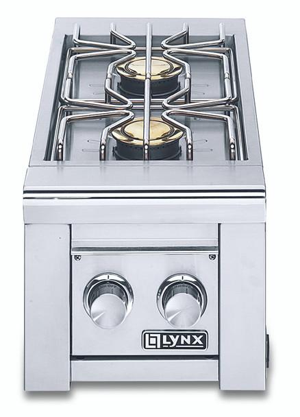 Lynx Built-in Double side burners