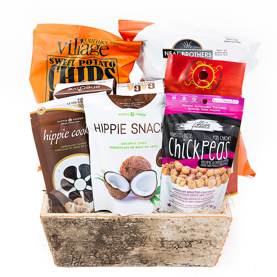 Gluten free gift basket keeping up with the food trends we bring you the no gluten gift basket negle Gallery