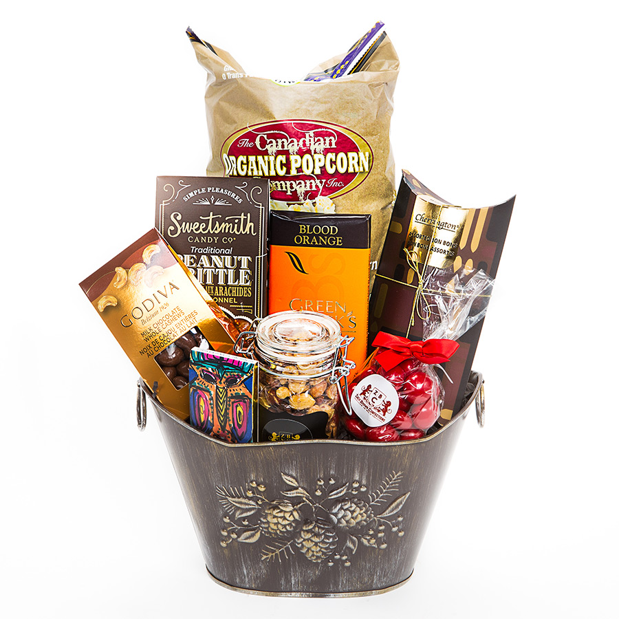Cheap christmas gift baskets delivered