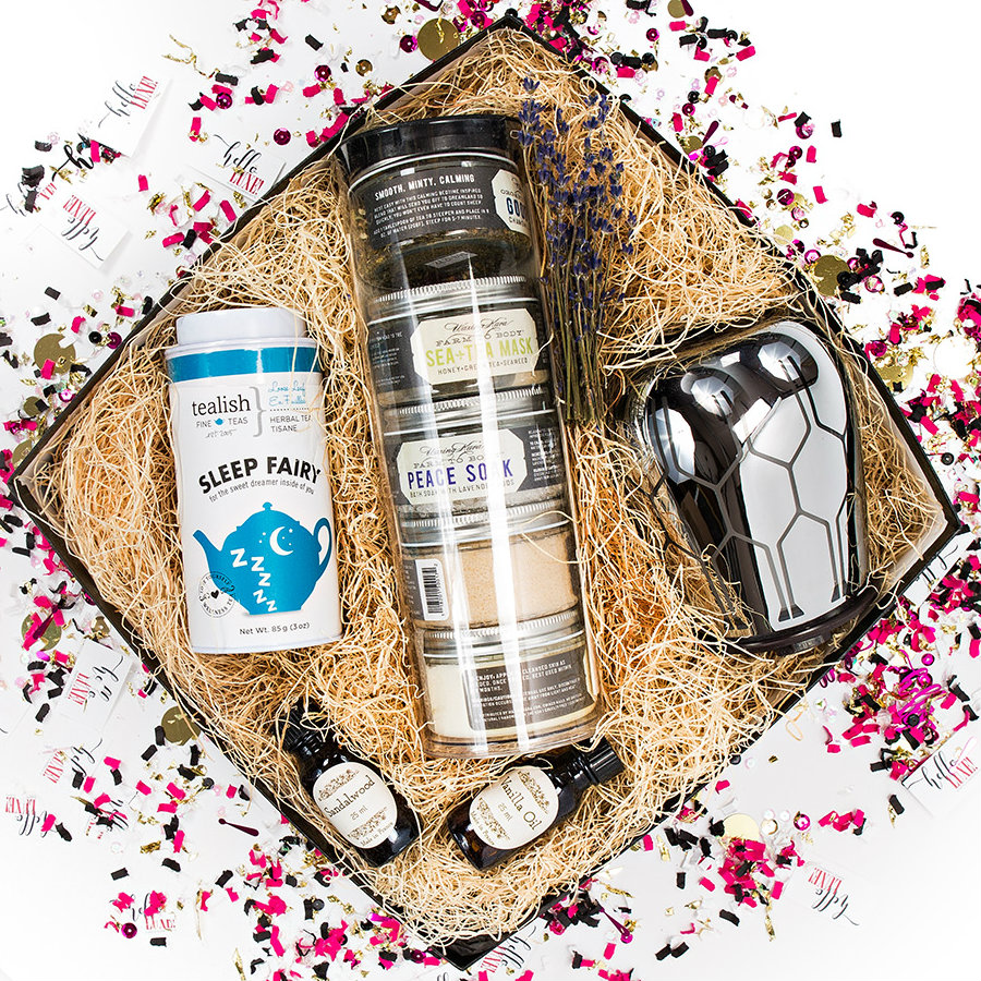 Rest and Relaxation Gift Box
