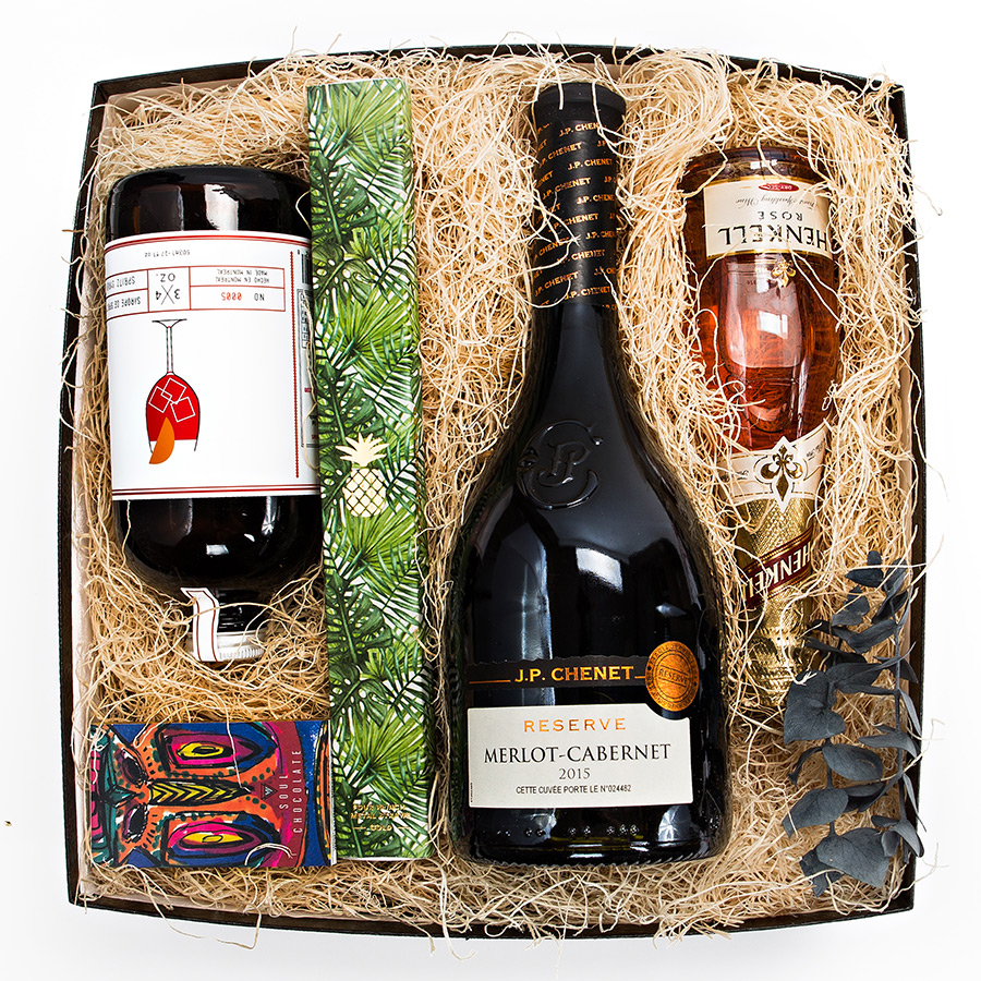 Red Wine Gifts for Her