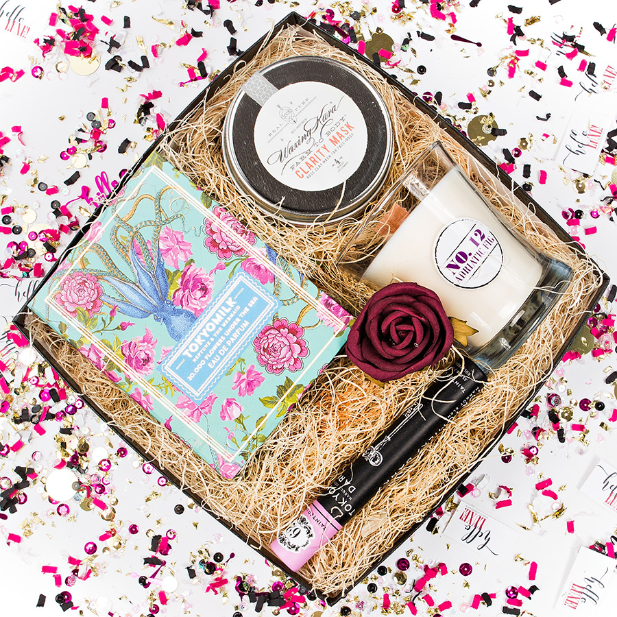 Perfume Gift Box For Her