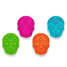 Skull Cookie Cutters Hello Luxe Gift Box