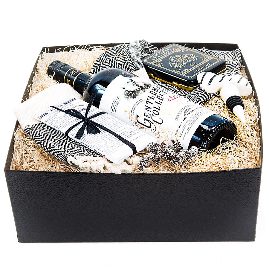 Wine Gift For Him Manbox