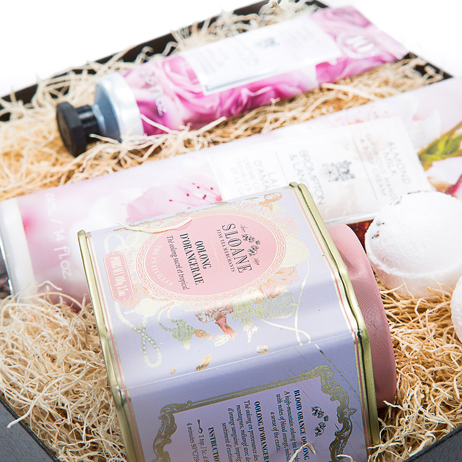 Spa Gift Box for her
