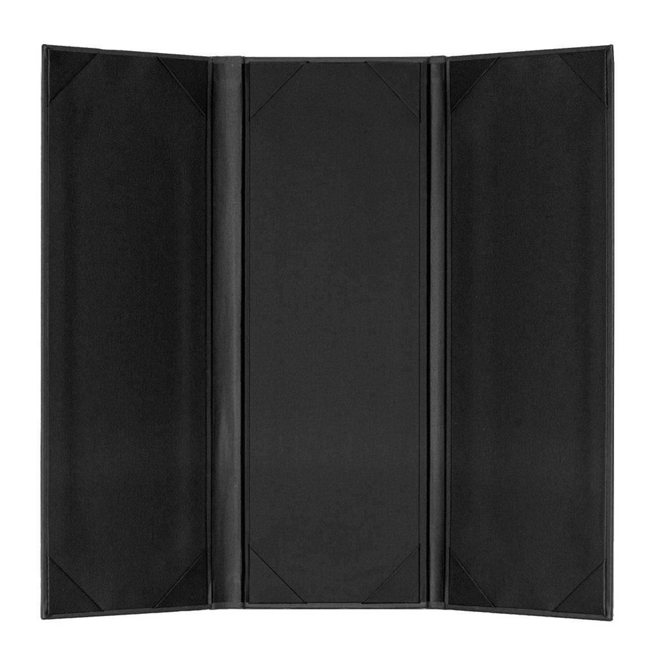 3 panel, trifold (inside)