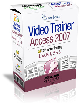 Access 2007 Training Videos