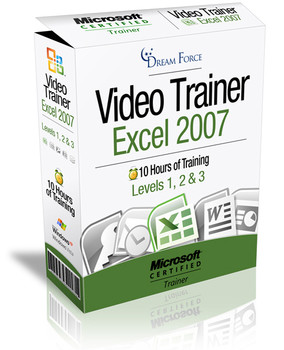 Excel 2007 Training Videos Level 1 - Download