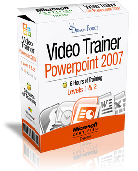 PowerPoint 2007 Training Videos Level 1 - Download
