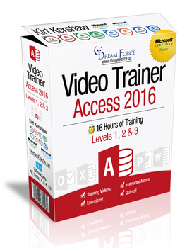 Access 2016 Training Videos Level 2 - Download
