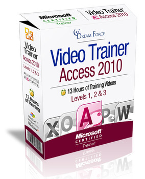 Access 2010 Training Videos Level 1 - Download