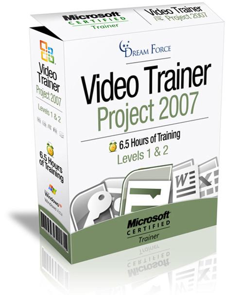 Project 2007 Training Videos