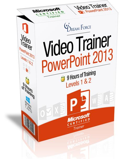 PowerPoint 2013 Training Videos