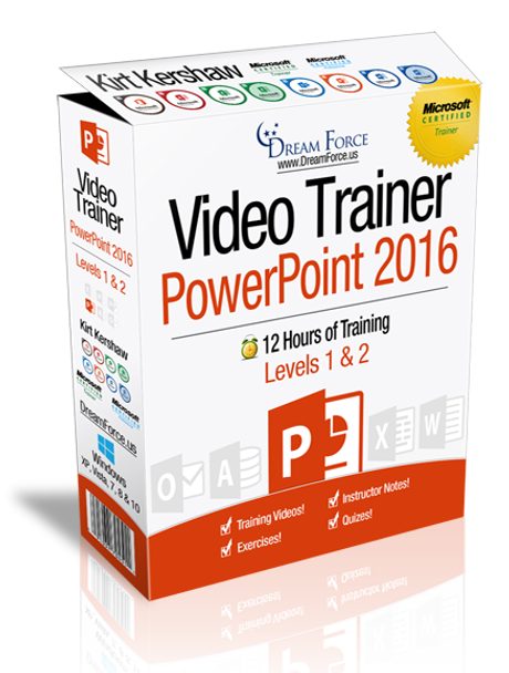 PowerPoint 2016 Training Videos Level 1 - download
