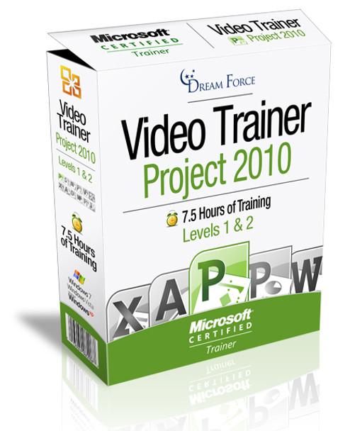 Project 2010 Training Videos