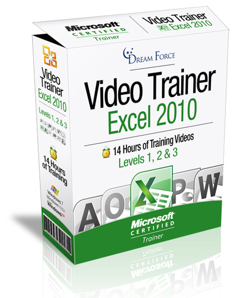 Excel 2010 Training Videos Level 2 - Download