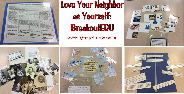 Breakout - Love Your Neighbor