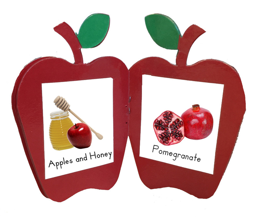 Preschool Apple Picture Book