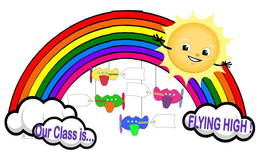 Rainbow Welcome