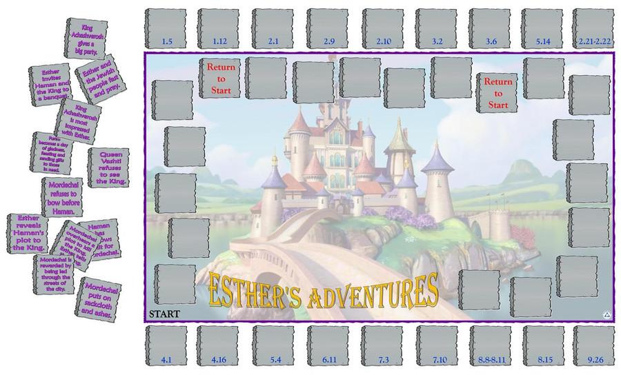 Esther's Adventures