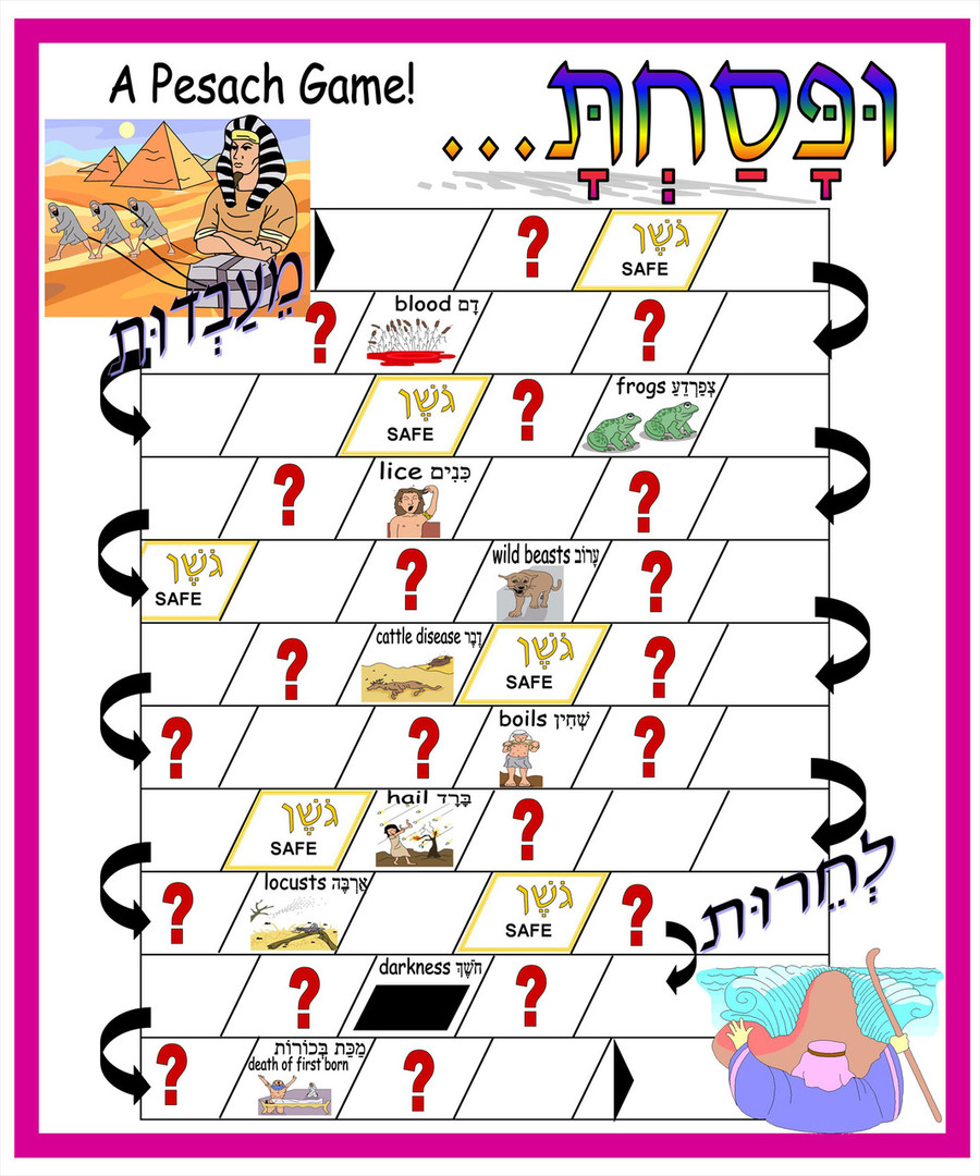 A Pesach Game