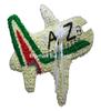 Airplane Custom Funeral Piece