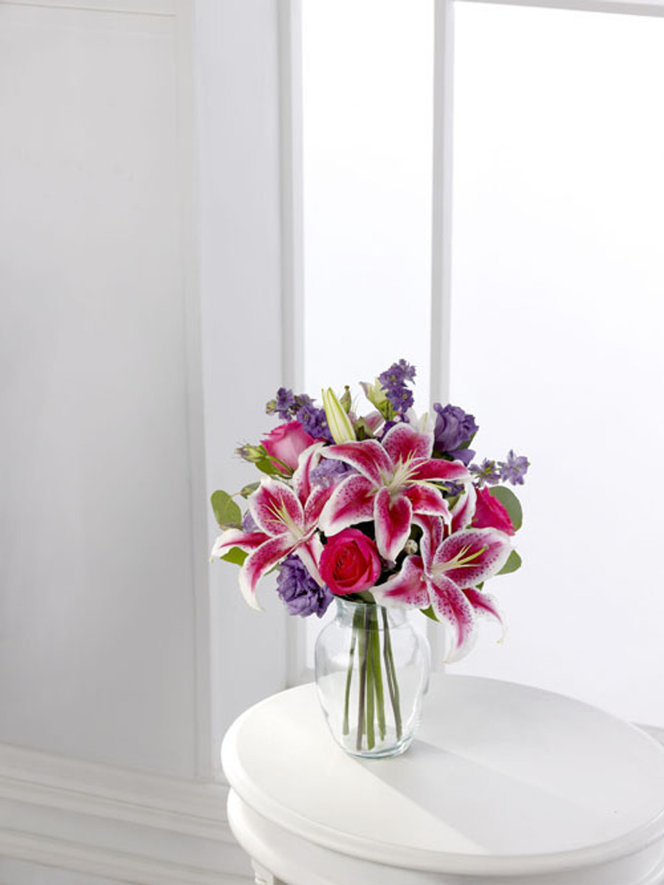 Beautiful And Bright Dining Room Ideas: Bright & Beautiful Bouquet