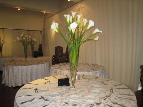Calla Fluted Vase