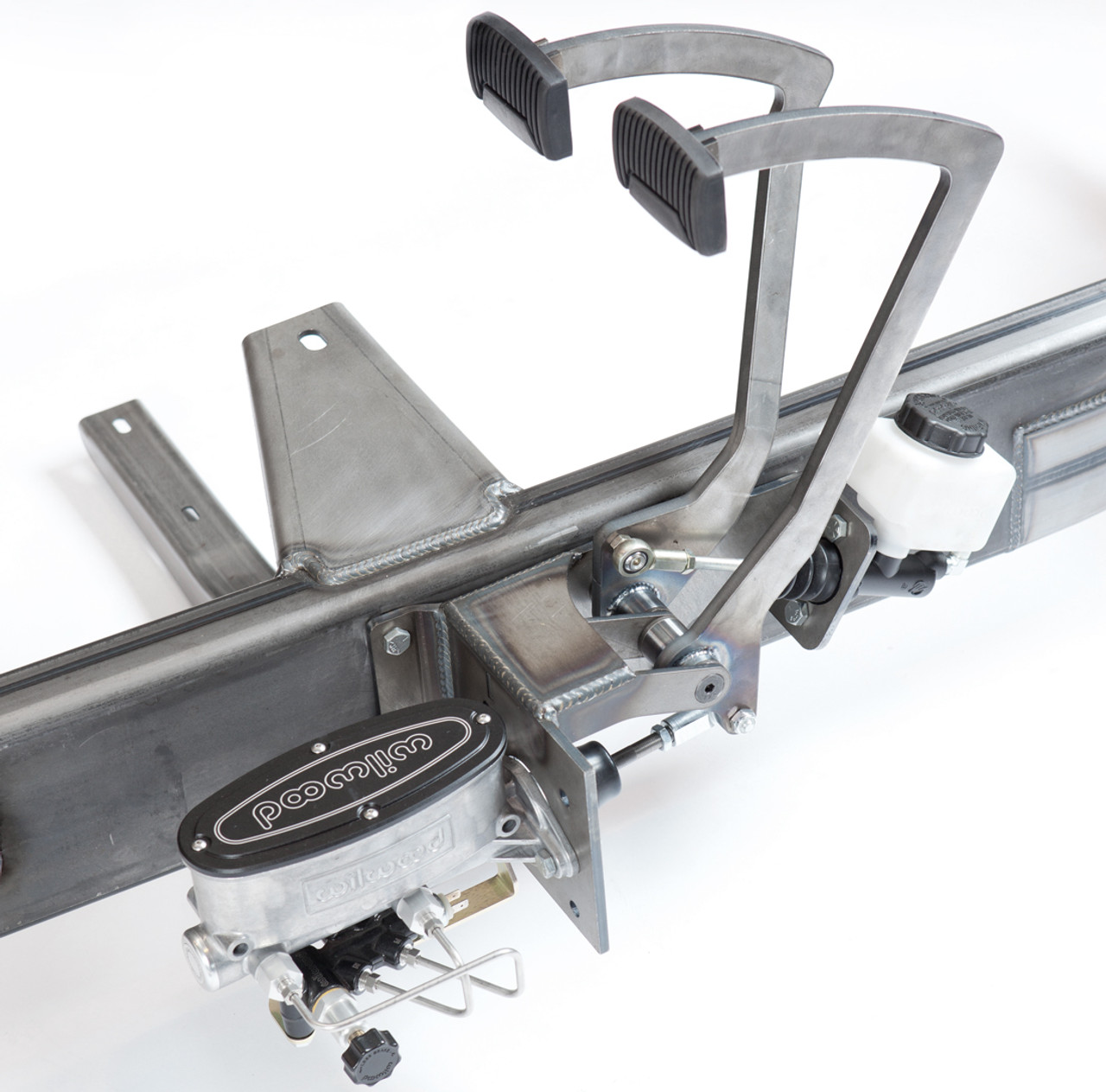 Art Morrison Chevy Truck Welded Chassis | Quarter-Max