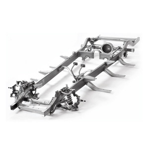 Street Chassis & Front Clips