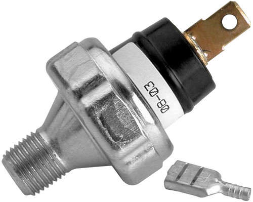 "Pressure Switch, 18 PSI, 1/8"" NPTF Male, For Pro-Lite Warning Light"